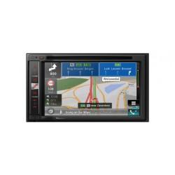 "Pioneer AVIC-F980BT-C 6.2"" Touchscreen Black navigator"