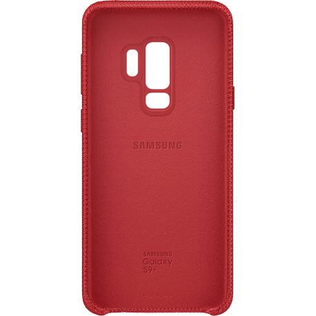 cheap for discount ae5d4 d1e58 Samsung hyperknit cover - red - for Samsung G965 Galaxy S9 Plus