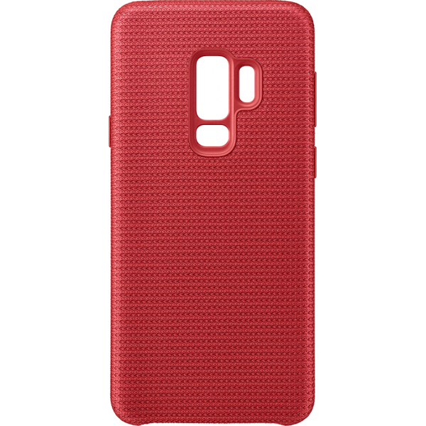 cheap for discount a3317 dd4b8 Samsung hyperknit cover - red - for Samsung G965 Galaxy S9 Plus