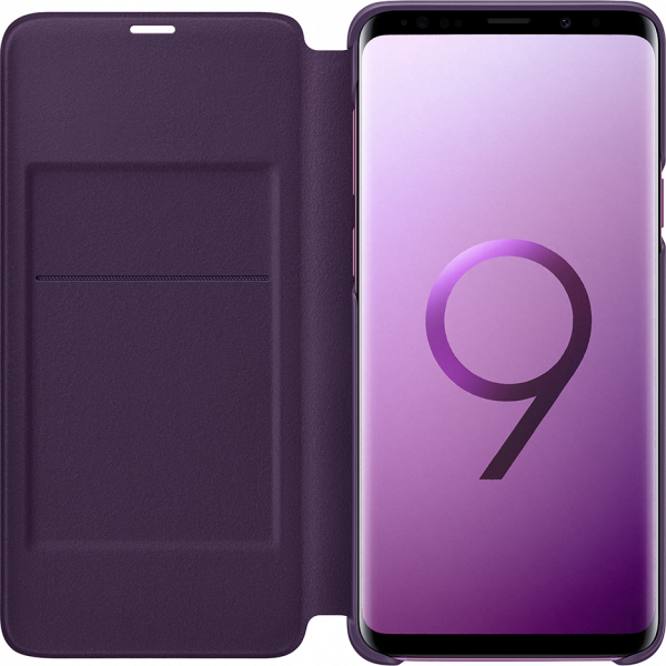 led view cover galaxy s9