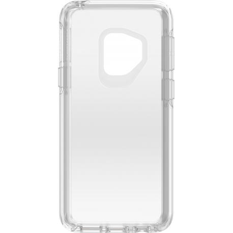 coque otterbox symmetry transparente pour samsung galaxy s9