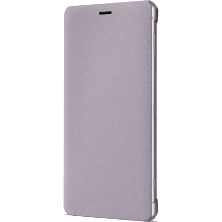 release date b127e 23e55 Sony flip cover - pink - for Sony Xperia XZ 2