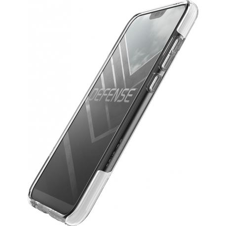 wholesale dealer e498e 97667 X-Doria Defense Clear cover - white - for Huawei P20 Lite