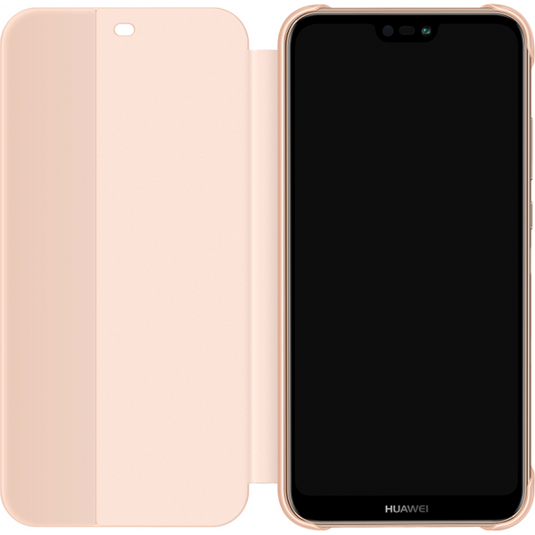 uk availability 22ee1 acdc4 Huawei flip cover - pink - for Huawei P20 Lite