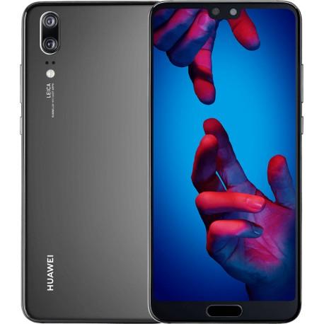 Huawei P20 4G 128Go Noir