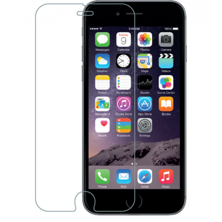 brand new 81635 116a2 Azuri screen protector Tempered Glass for Apple iPhone 6/6S - 5.5