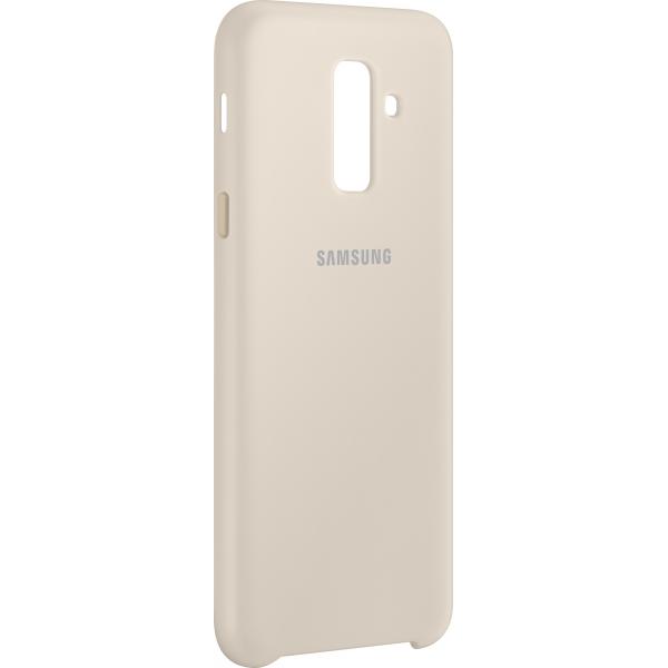 on sale 274db b07ab Samsung dual layer cover - gold - for Samsung A605 Galaxy A6 Plus