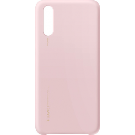 buy popular a2099 aa3c5 Huawei silicon case - pink - for Huawei P20