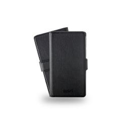 Azuri booklet wallet - noir - medium