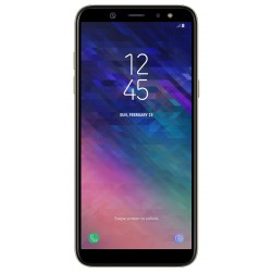 "Samsung Galaxy A6 SM-A600F 5.6"" Dual SIM 4G 3000mAh Gold"