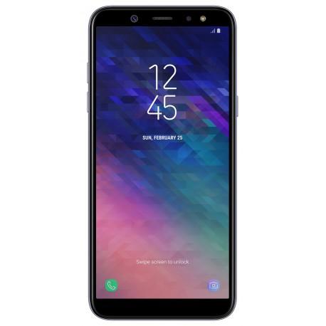 Samsung Galaxy A6 SM-A600F Double SIM 4G Violet