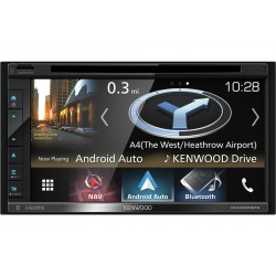 Kenwood Electronics DNX5180BTS 200W Bluetooth Zwart autoradio