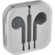 Grab 'n Go (bulk) Earphone 3.5mm in crystal box - noir