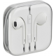Grab 'n Go (bulk) Earphone 3.5mm in crystal box - blanc