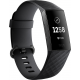 Fitbit Charge HR 3 activity tracker - graphite/black