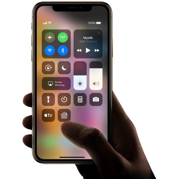 apple iphone xs 5 8 4g 64gb gold cartronics. Black Bedroom Furniture Sets. Home Design Ideas