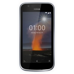 "Nokia 1 11.4 cm (4.5"") 1 GB 8 GB 4G Blue 2150 mAh"