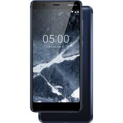 """Nokia 5.1 14 cm (5.5"""") 4G Bleu 2970 mAh"""