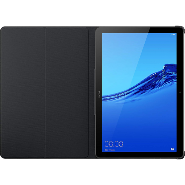 Huawei book cover - black - for Huawei MediaPad T5 10