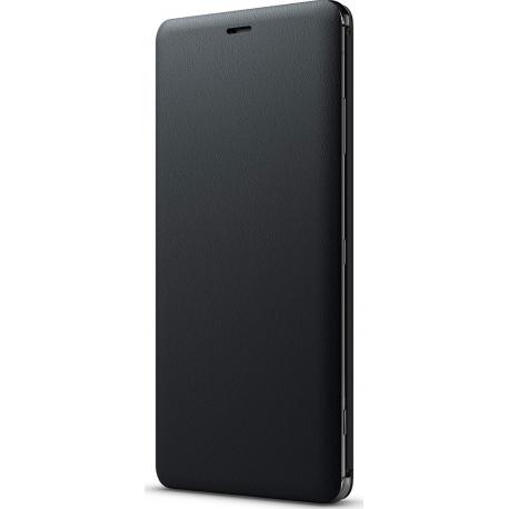 size 40 6bbcf 75614 Sony flip cover - black - for Sony Xperia XZ 3