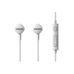 Samsung stereo headset - 3.5mm in-ear - wit