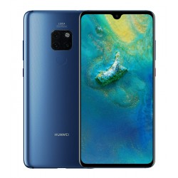 "Huawei Mate 20 16.6 cm (6.53"") 128 GB 4G Blue 4000 mAh"