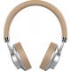 Muvit N2W Draadloze Hoofdtelefoon Aluminium Micro Stereo - Universeel - Gold