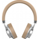 Muvit N2W Sans-fil Headhone Aluminium Micro Stereo - Universel - Or