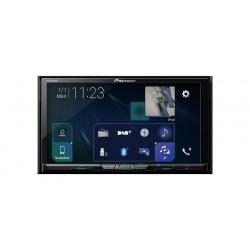 Pioneer AVH-Z9100DABAN Noir Bluetooth
