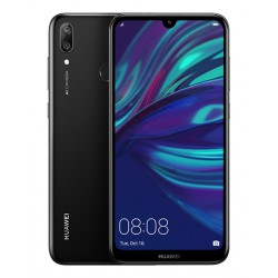 """Huawei Y7 2019 15.9 cm (6.26"""") 3 GB 32 GB Dual SIM 4G Black"""
