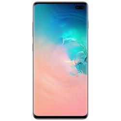 "Samsung S10+ SM-G975F 16.3 cm (6.4"") 12 GB 512 GB 4G White 4100 mAh"