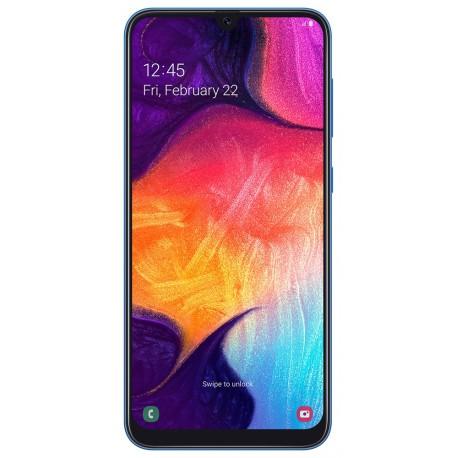 Samsung Galaxy A50 SM-A505F 128 GB 4G Blue 4000 mAh