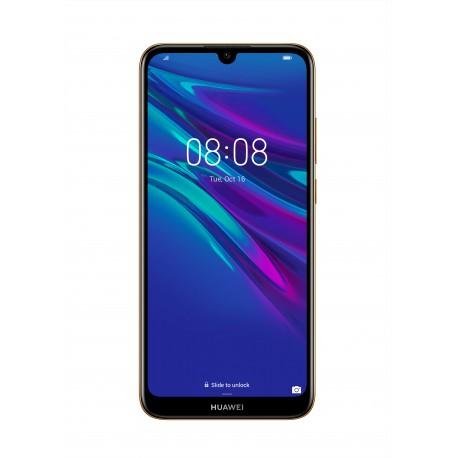 """Huawei Y6 2019 15,5 cm (6.09"""") 2 Go 32 Go Double SIM 4G Marron 3020 mAh"""
