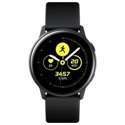 """Samsung Galaxy Watch Active montre intelligente Noir SAMOLED 2,79 cm (1.1"""") GPS (satellite)"""