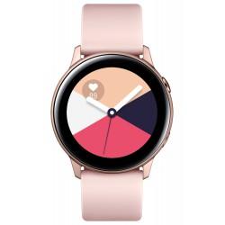 """Samsung Galaxy Watch Active montre intelligente Rose SAMOLED 2,79 cm (1.1"""") GPS (satellite)"""