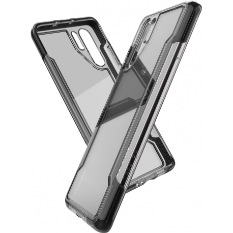 X-Doria Defense Clear cover - black - for Huawei P30 Pro