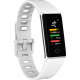 MyKronoz Zetrack activity tracker - white/silver