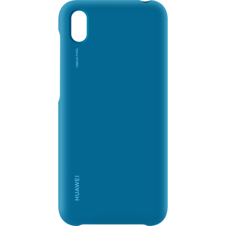 reputable site c30c2 f9111 Huawei cover - PC - blue - for Huawei Y5 2019