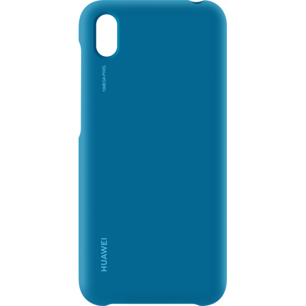 sito affidabile 20d0d 95d34 Huawei cover - PC - blue - for Huawei Y5 2019