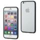 Muvit bumper - noir - pour Apple iPhone 6