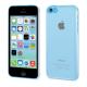 Muvit cover - transparent - pour Apple iPhone 5/5S