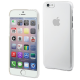Muvit back cover - transparent - pour Apple iPhone 6 + 6S