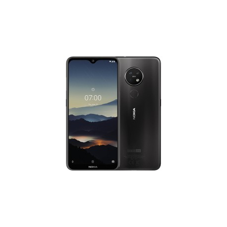 "Nokia 7.2 16 cm (6.3"") Charcoal 3500 mAh"