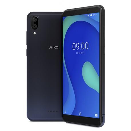 "Wiko Y80 15.2 cm (5.99"") 2 GB 16 GB Dual SIM 4G Anthracite,Blue 4000 mAh"