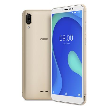 "Wiko Y80 15.2 cm (5.99"") 2 GB 16 GB Dual SIM 4G Gold 4000 mAh"