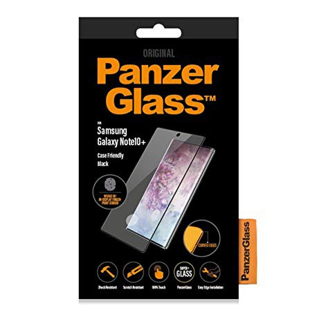 PanzerGlass protection d'écran Galaxy Note 10+