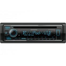 Kenwood KDC-BT640U autoradio Zwart 50 W Bluetooth