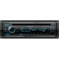 Kenwood KDC-BT640U car media receiver Black 50 W Bluetooth