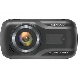Kenwood DRV-A301W Caméra de tableau de bord Full HD Noir Wifi