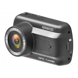 Kenwood DRV-A201 Caméra de tableau de bord Full HD Noir